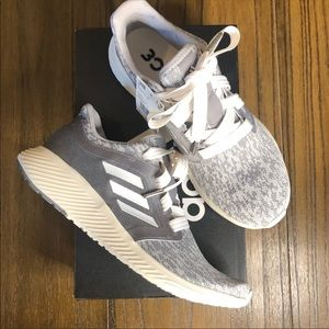 Adidas edge lux 3 sneaker gray running shoe